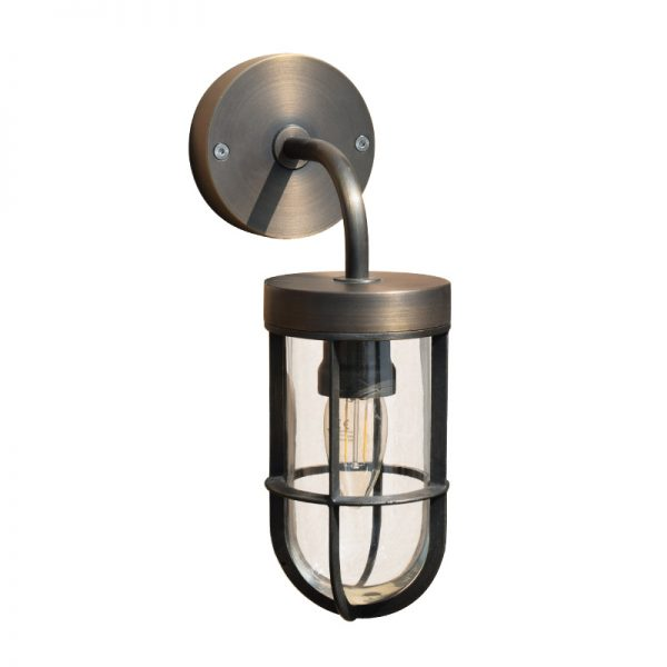 Fisherman Solid Brass Wall Light