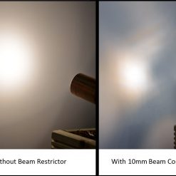 10mm beam angle comparison