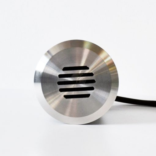 Linalite stainless steel step light