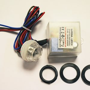 Remote 12v Photocell Unit - Dusk to Dawn (12v)