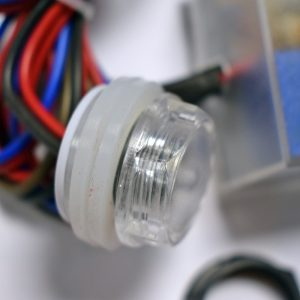 Integral Photocell with clear washers and locking nut
