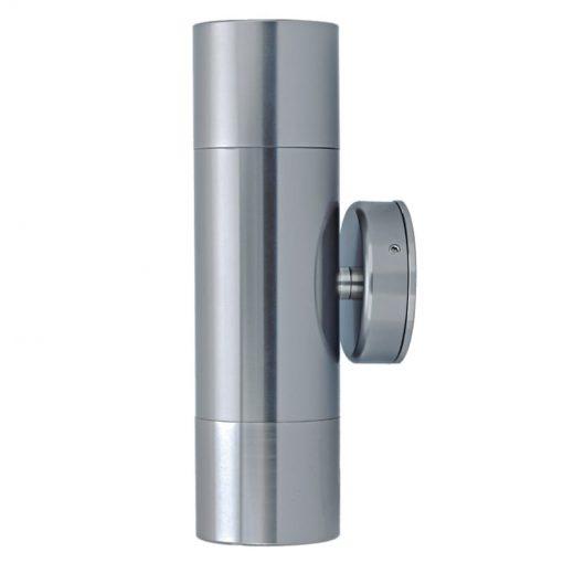 12v Titanium Outdoor Double Spotlight