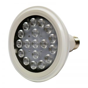 PAR38 Spotlight Bulb PAR38 LED Spotlight Bulb - LED ES/E27 18W - Warm White or Daylight White