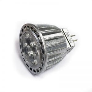 Integral 3.7W LED MR11, Warm White or Cool White - 12v AC/DC