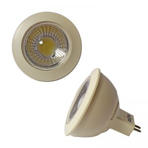 4.5w LED MR16 COB - 45 Deg. Beam Angle