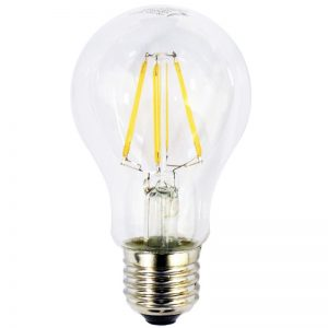 6w LED Filament GLS Bulb - Warm