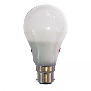 9w LED GLS Night Sensor (Photocell) Bulb BC / B22 Bayonet Cap