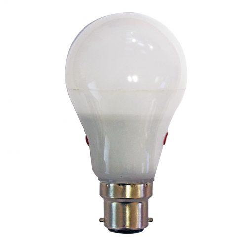 9w LED GLS Night Sensor (Photocell) Bulb BC / B22 Bayonet Cap