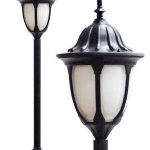 Amphora Traditional Lamp Post