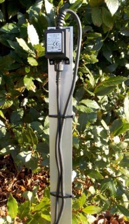 """T Bar Transformer Mount T Bar Mount 2118 (50mm x 25mm / 2"""" x 1"""")"""