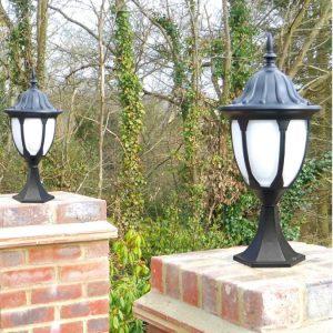 Path Lights & Pedestal Lights
