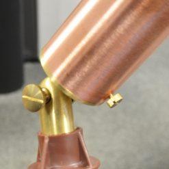 Copper Spotlight Fastener