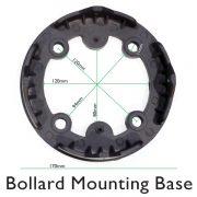 Bollard Internal Mounting Base