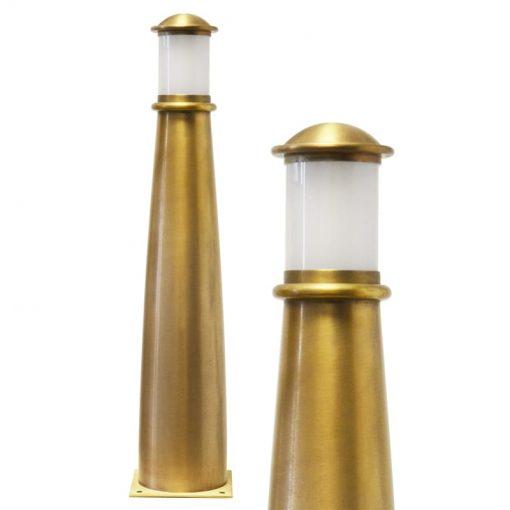 Beacon Solid Brass Bollard