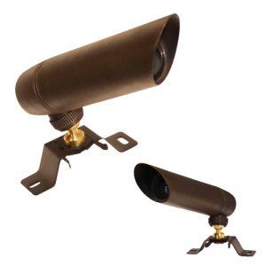 Brass 12 volt Spot Light