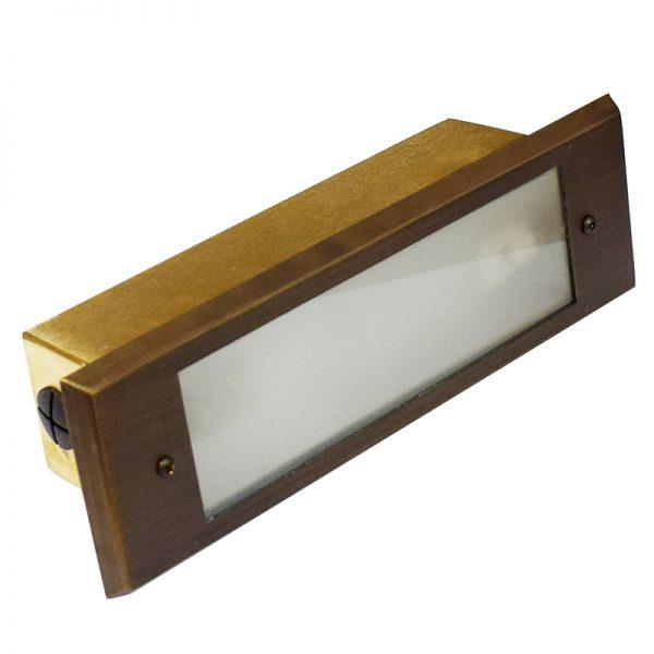 Solid Brass Bricklight