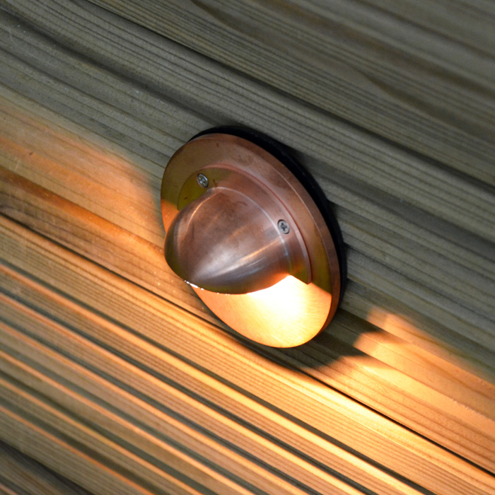 Copper Caverna Light