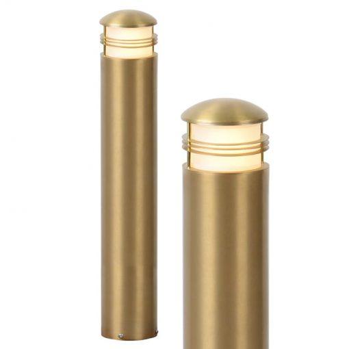 Charleston Solid Brass Bollard