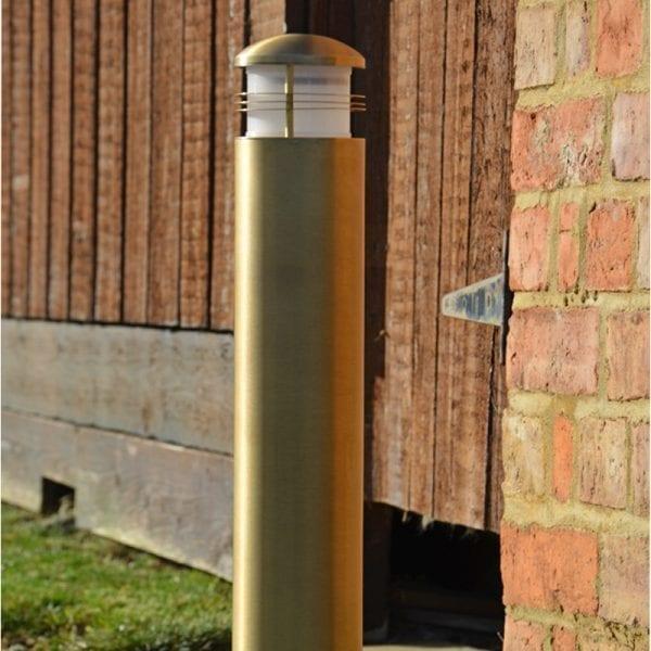 Solid Brass Path Light