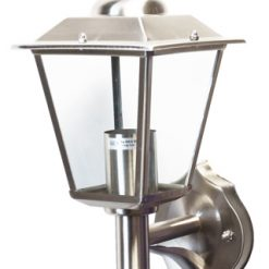 Classica Stainless Steel Wall Light