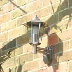Contesa Photocell Wall Lantern