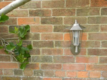 Contesa Stainless Steel Security Light