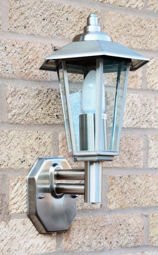 Stellus CONTESA WL PC Dusk to Dawn Wall Light