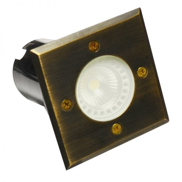 Cubik 100 Brass Frosted