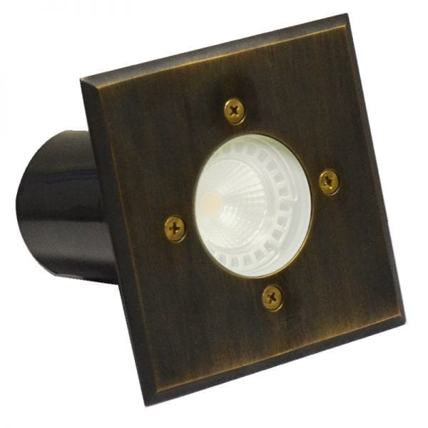 Cubik 120 Brass Frosted