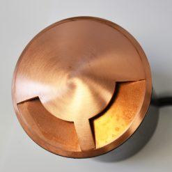 Copper In Ground Light