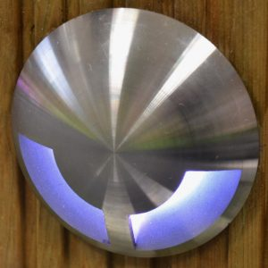 Stainless Steel Duomarka with Dichroic Lens