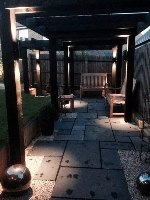 Hilospots in Garden