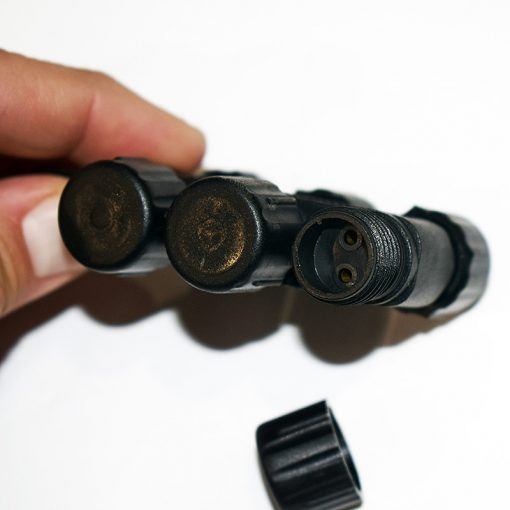 Plug & Play 6 Way Splitter with Caps
