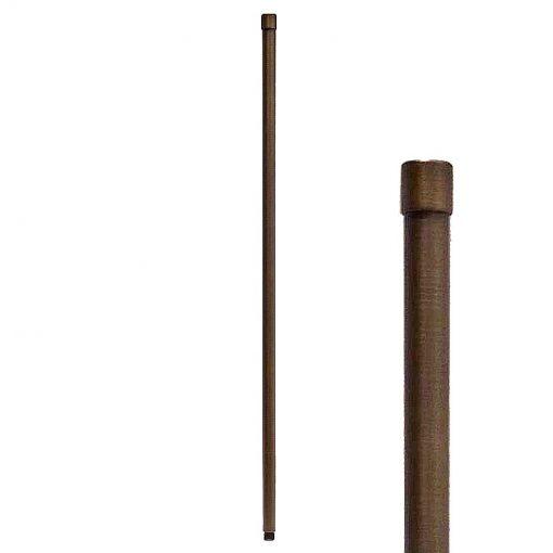 LCBR900R - 900mm Brass Riser Pole