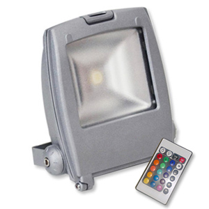 Luxora Pro Top Clip LED RGB Floodlight - 30W (Colour Changing)