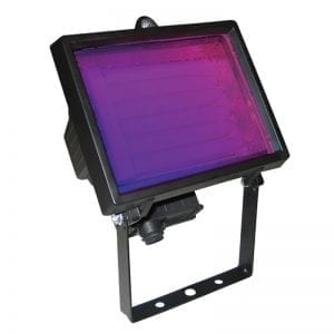 Luxora 40 Magenta energy saving floodlight