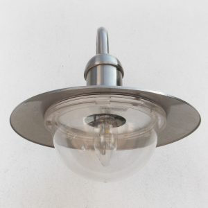 Orbit Photocell Wall Light with LED Bulb