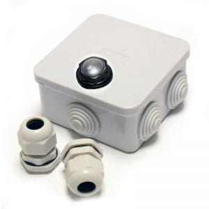 External 12v Photocell Unit - Dusk to Dawn Sensor