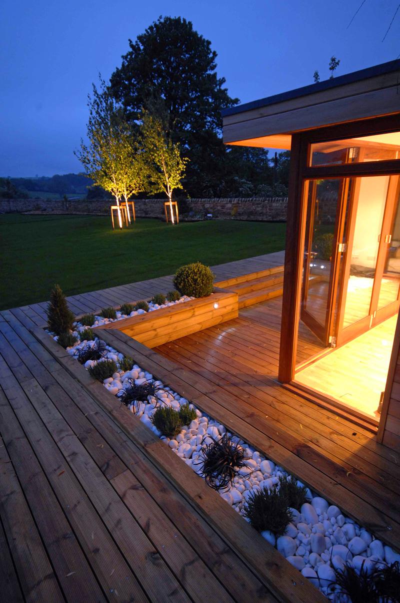 12v Deck Light Decimina Garden Light Low Voltage Recessed S Steel
