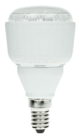 R50 Spotlight CFL SES 9W