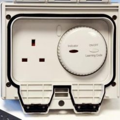 Outdoor Power Socket with Remote Control