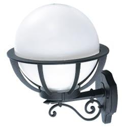 Saturn Globe Wall Light
