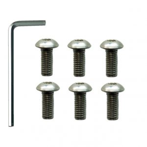 High Security Screw Kit - Pro Bollard Lighting