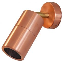 Smartspot - Single Adjustable Copper Spotlight