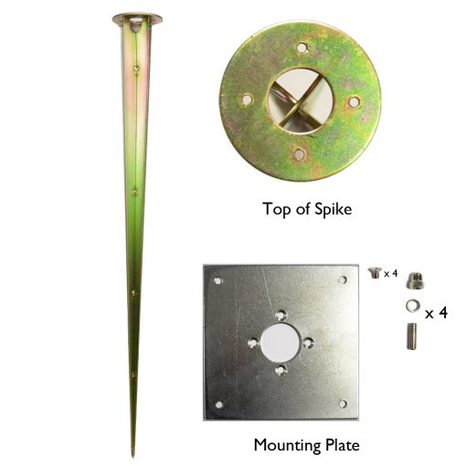 Beacon Ground Spike Kit