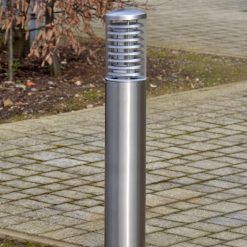 Stainless Steel Post Lights and Path Lights