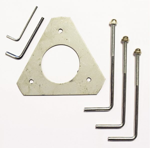 Root Mount Kit - J Bolts