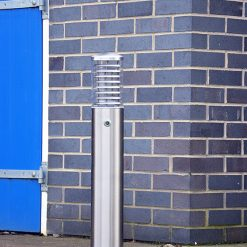 Stelled Photocell Bollard