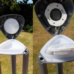 Access to the LED GX53 Lamp