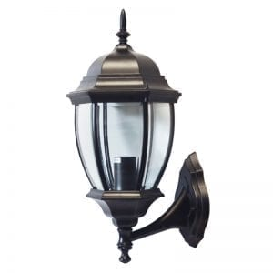 Turpin wall light- traditional wall lantern